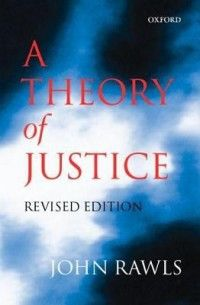 Book cover: A theory of justice av