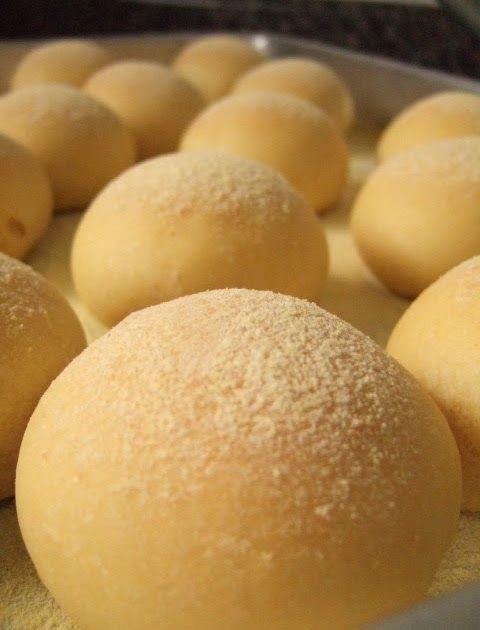 PECADO DA GULA: Pão de milho