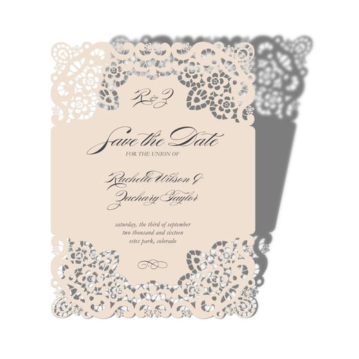 The 25+ best Laser cut save the dates ideas on Pinterest Laser - marriage proposal template
