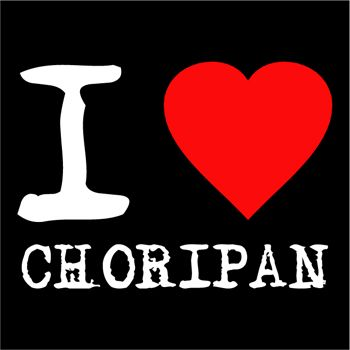 Eat Choripan. Whenever you can.