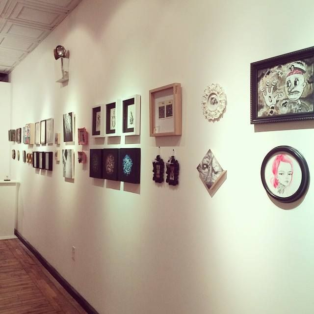 3RD Small Wonders Group Show