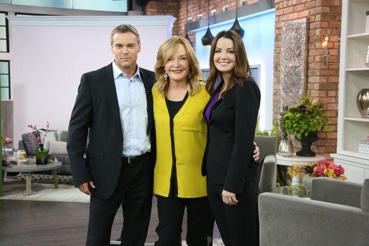'Saving Hope' stars, Erica Durance and Michael Shanks