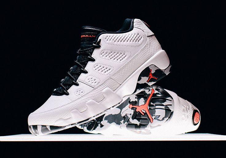 Jordan Brand Classic 2016 Player Exclusive Air Jordan 9 Retro Low - EU Kicks: Sneaker Magazine