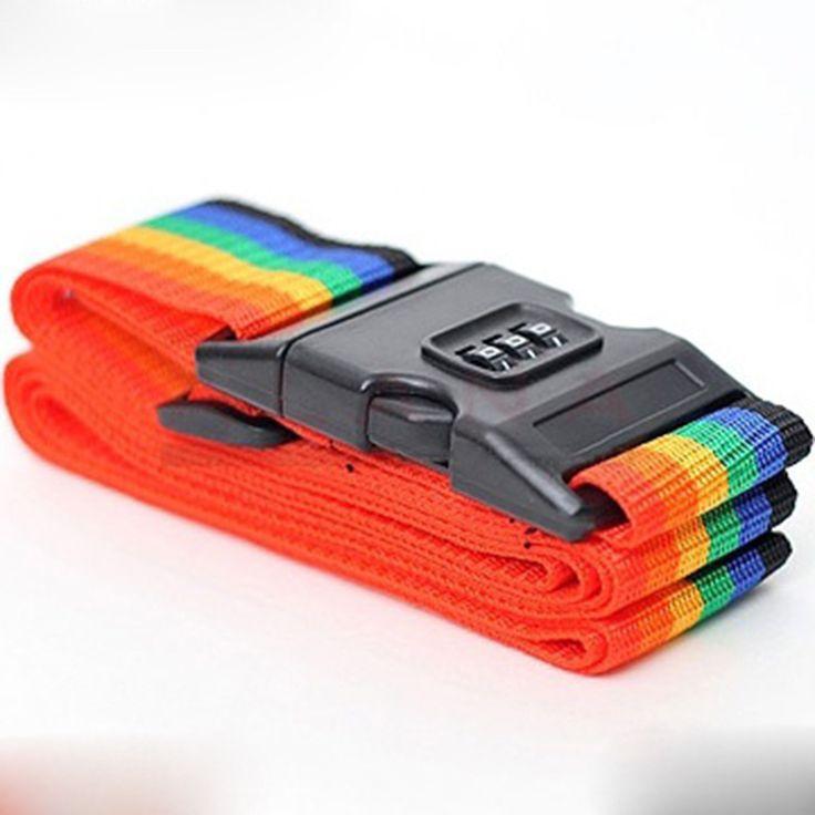 Багажный ремень с кодовым замком надежно защитит ваш багаж и содержимое багажа, заставив недоброжелателя отказаться от своей мелко покосной  затеи. Расцветка ремня позволит быстрее найти чемодан по сравнению со всеми остальными, наделив его яркой расцветкой. http://zacaz.ru/products/avtomobili-turizm/turistam/bagazhnyj-remen-s-kodovym-zamkom/