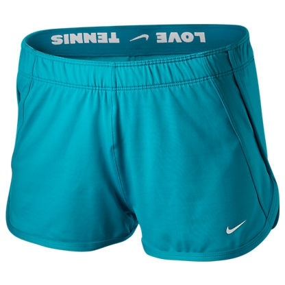 Cute Women's Nike Tennis Shorts - http://teamconnection.com/tennis/womens/nike/detail.php?productID=7957