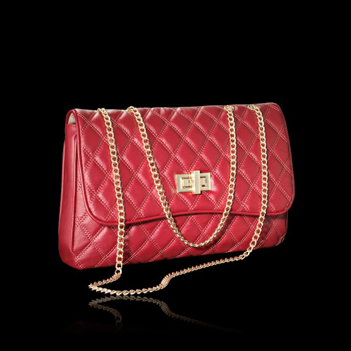 #MyRed handbag.