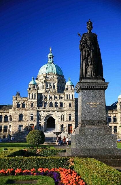 Victoria, Vancouver Island, BC Canada