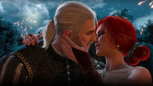 The Witcher 3: Wild Hunt - Geralt fa il romanticone con Triss e Yennefer in una nuova serie di screenshot