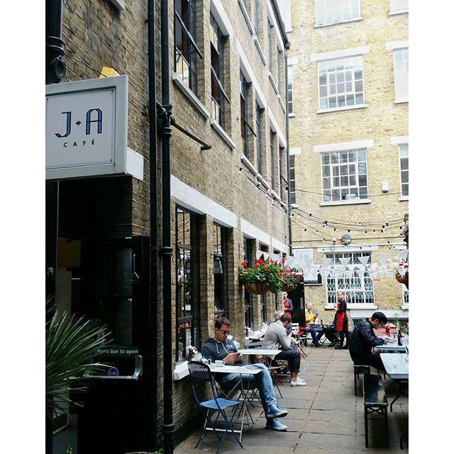 Posted on Urber J+A CAFE Hidden brunch in London