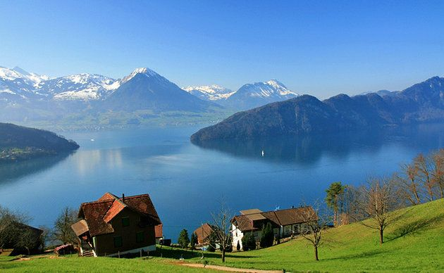 Lake Geneva-one of the 12 Top-Rated Tourist Attractions in Switzerland