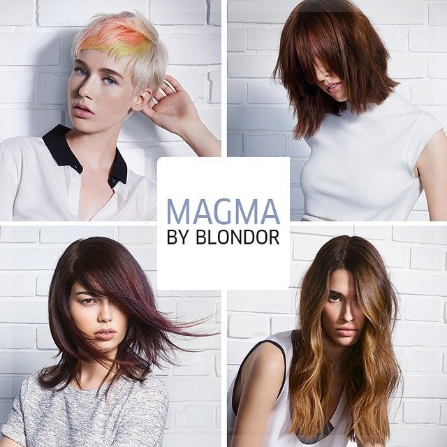 """Big news #Magma fans! Your favorite lightener has been refreshed to better suit you and your clients: on-trend shades, more natural results, same great…"""