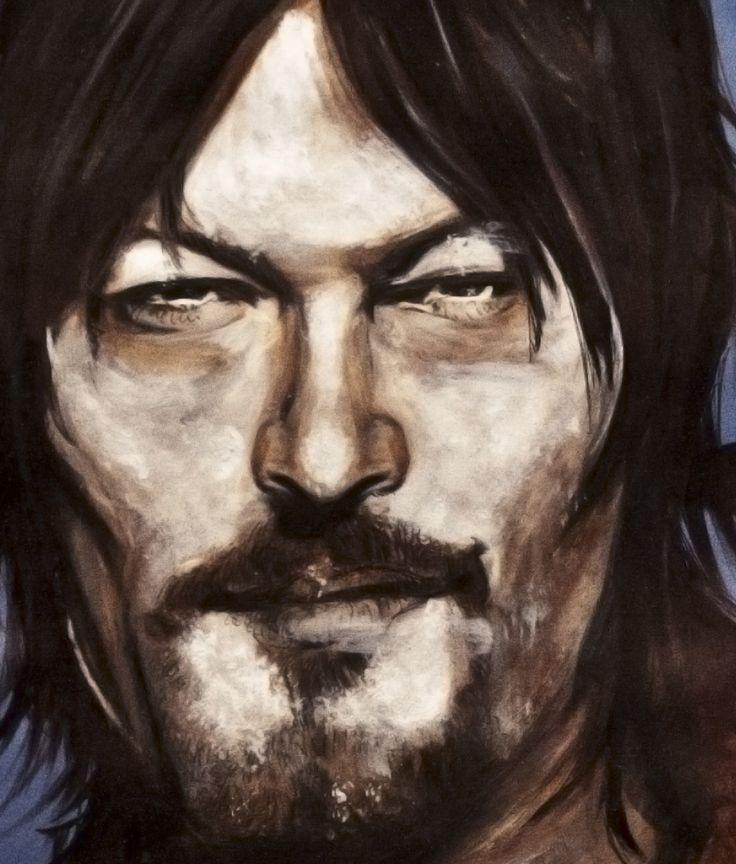"""Daryl Dixon"" by F.Colafella"