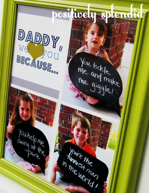 50 Best Father's Day Gift Ideas and Free Printables | Craftionary: Photo Collage, Holiday, Father'S Day Gifts, Craft, Gift Ideas, Fathersday, Fathers Day, Free Printables