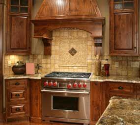 Kitchen Backsplash Patterns