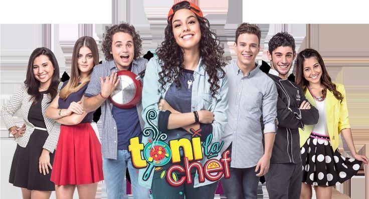 Toni la chef// Nickelodeon