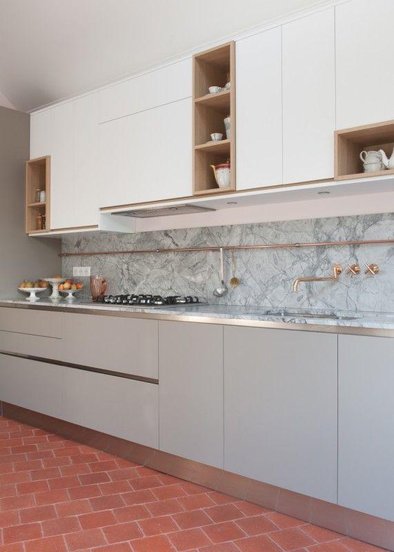 25 melhores ideias de cozinhas modernas no pinterest design de cozinha moderna ilha de. Black Bedroom Furniture Sets. Home Design Ideas