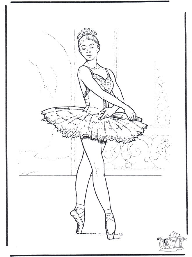 ballet shoes coloring pages learn to dance at balletforadultscom