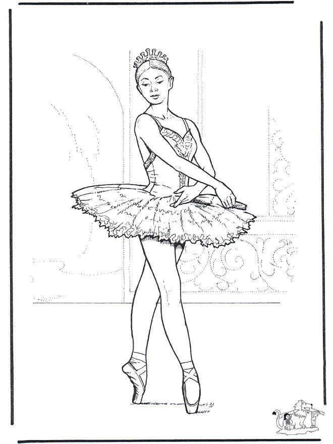 24 best images about iColor quot Ballerinas quot