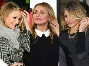According to several sources, Cameron Diaz is ready to walk down the aisle with Good Charlotte's Benji Madden. The two went public with their relationship in May of this year and are now engaged, just seven months later. The 35 year-old musician has a more traditional approach to their relationship, than Diaz. The Charlie's Angels star just wants to pop out a few babies, but Madden prefers to get married first. I can't blame 42 year-old Cam for wanting to settle down and have a few kids…