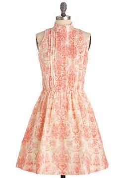 A Little Bit Indie Rock Dress - So adorable!