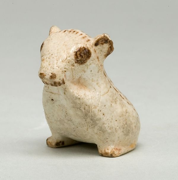 Jerboa figurine, Middle Kingdom, Dynasty 12–13 Date: ca. 1850–1640 B.C. Possibly from Heliopolis, Egypt