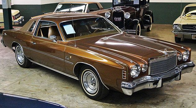 1977 Chrysler Cordoba Coupe Cars On Line Com Classic Cars For