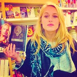 Leven Rambin who plays Glimmer!