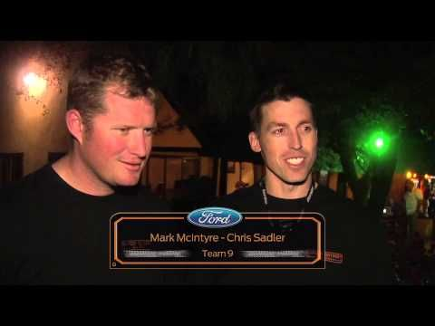 Ford Ranger Odyssey Team Selections and Day 2