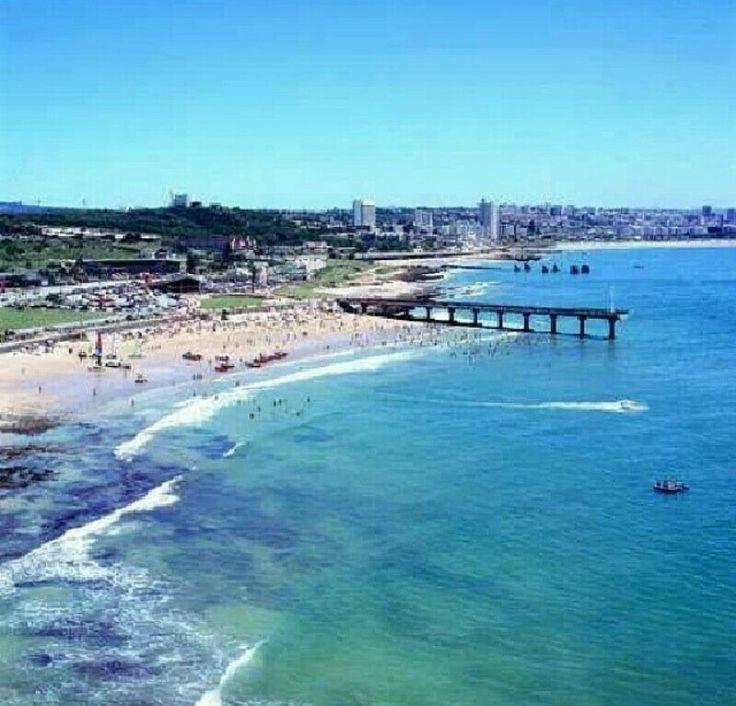 Beachfront earlier years