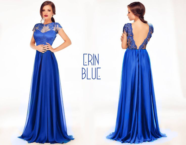 Long blue evening gown with lace and veil: https://missgrey.org/en/dresses/erin-blue-dress/403?utm_campaign=mai&utm_medium=erin_albastra&utm_source=pinterest_produs