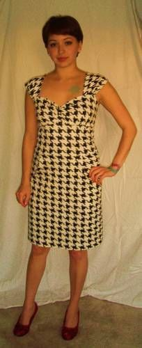 DIY Easy Party Dress - FREE Sewing Turorial