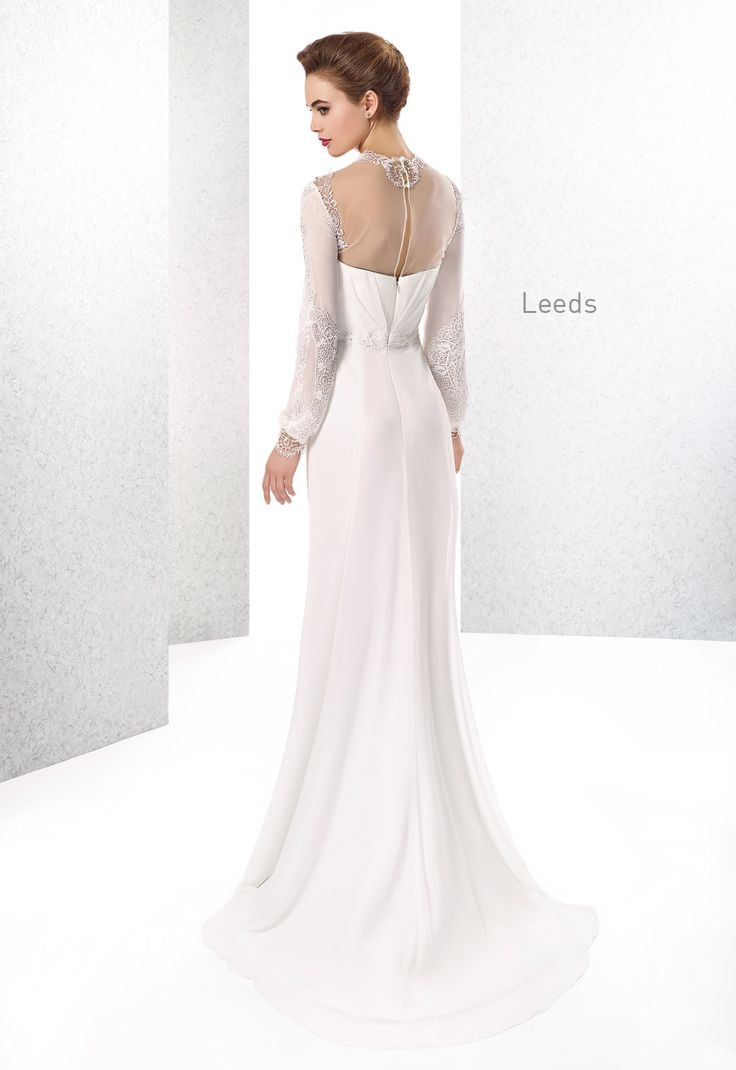 LEEDS Wedding Dress Cabotine