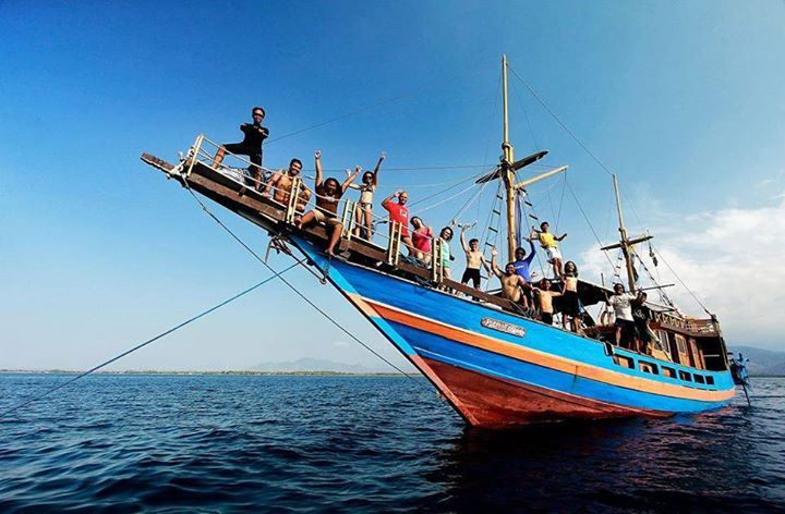 Sabalana Sailing Trip – Exotic Journey with Hints of Drama  | Senidiharilibur