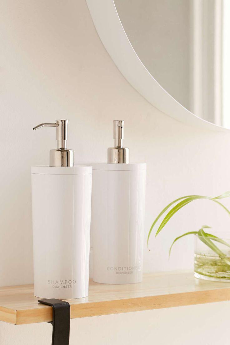 streamline your shower ... Shampoo & Conditioner Dispenser (Body Soap too)