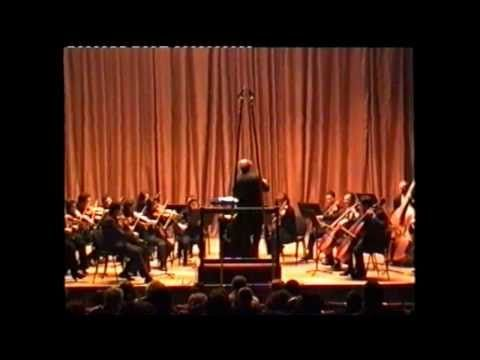 Giuseppe Verdi: Sinfonia movements 3 and 4