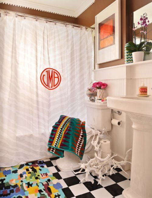 I am shocked that my mom doesn't have this...especially since it is my dad's monogram!