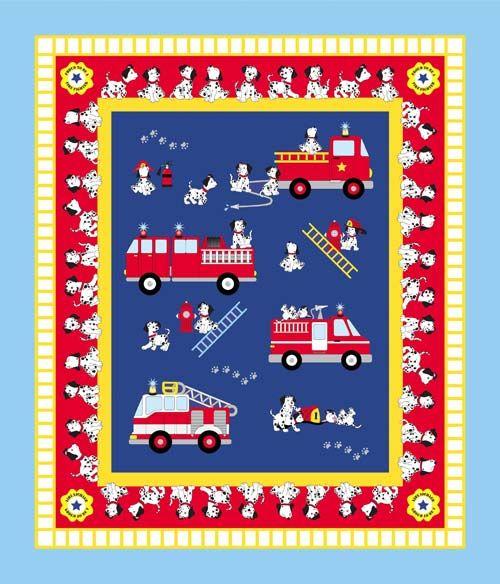 Dalmatian Rescue Panel