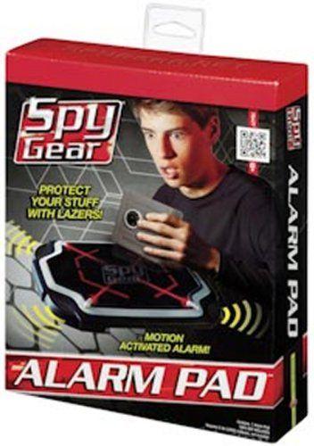 Spy Gear Alarm Pad $4.85 #topseller