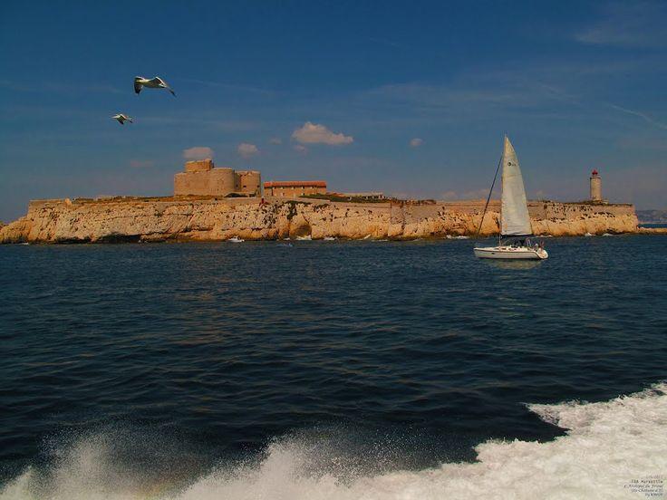 Marseille Archipel du Frioul (Ile-Chateau d'If) by KWOT