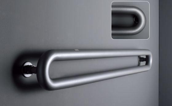 Instamat Tubone-H, zo mooi is warmte in de badkamer. De Instamat Tubone-H designradiator is een sieraad in de badkamer.
