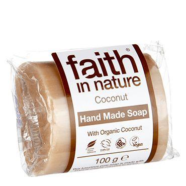 Faith in Nature Coconut Soap