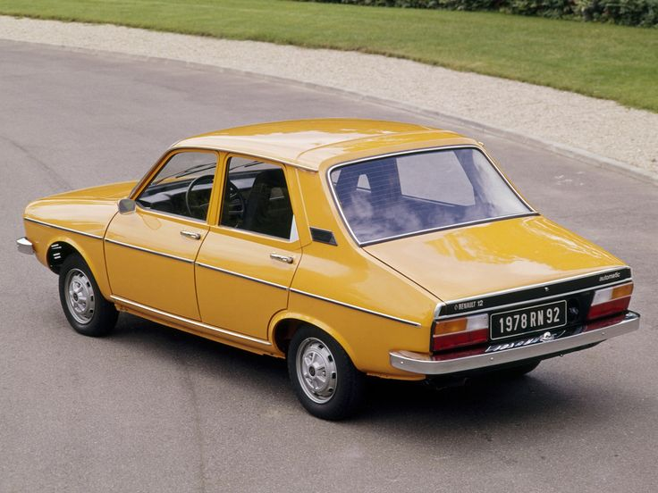 Renault 12 Automatic - 1978