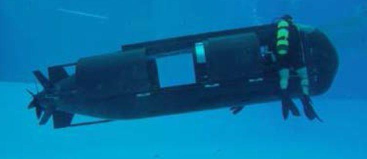 US Navy SEALs next generation SDV Mk.XI (SWCS)