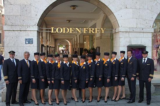 Lufthansa Airlines Cabin Crew ~ Cabin Crew Photos