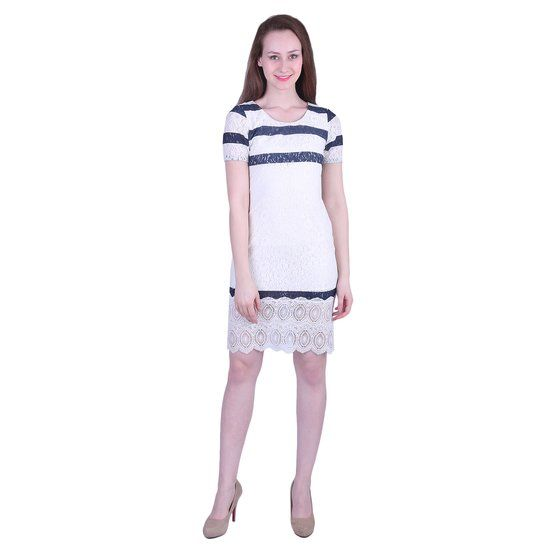 ELIZA LACE DRESS
