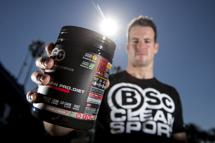 We announced BodyScience as Australia's first professional supplement provider to be awarded the coveted 'Informed Sport' certification.
