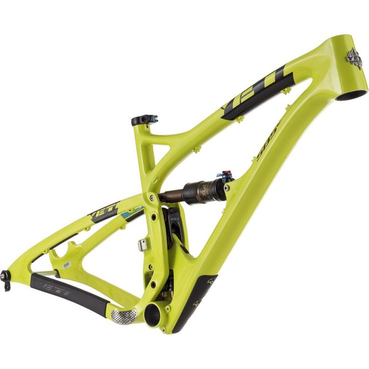 Yeti Cycles SB5 Carbon Mountain Bike Frame - 2016 Lime, L :https://athletic.city/bike/gear/yeti-cycles-sb5-carbon-mountain-bike-frame-2016-lime-l/