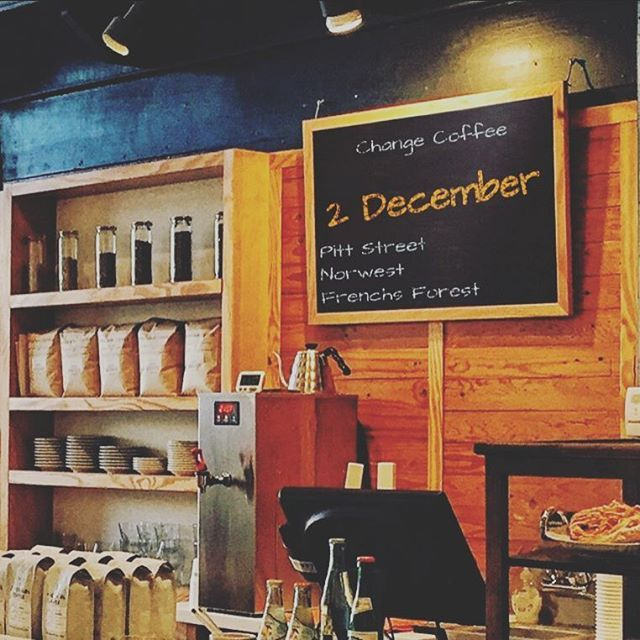 2nd December 2016 is @changecoffee day. We're part of this global initiative to raise funds for children in need. Drop into Vcafe at Virgin Active Pitt Street, Norwest or Frenchs Forest  to support this very worthy cause.  #2delicious4words #changeisbrewing #changecoffeeday