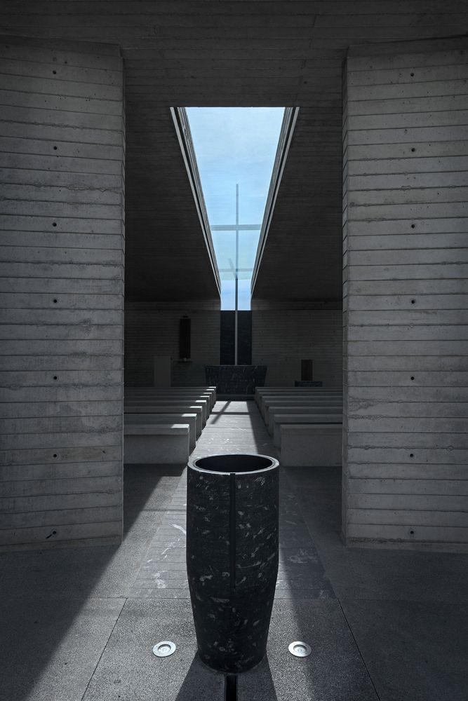 Gallery - Filamentario Chapel / Divece Arquitectos - 8