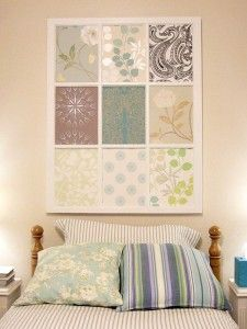 DIY Gift ideas with tutorial links!: Old Window Frames, Ideas, Old Window Panes, Oldwindow, Old Windows, Scrapbook Paper, House, Diy, Crafts